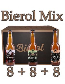 Bierol Mix 24X0.33L