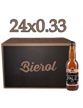 Bierol Mountain Pale Ale 24X0.33L