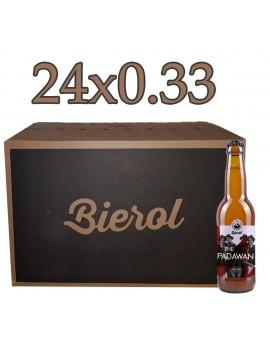 Bierol Padawan 24X0.33L