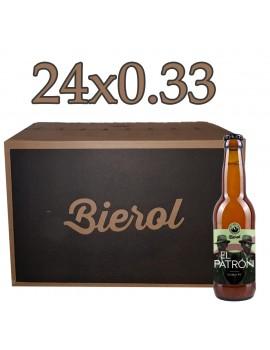 Bierol El Patron 24X0.33L